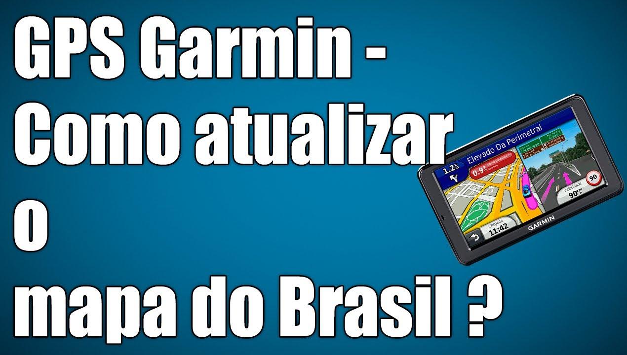 mapa do brasil para gps garmin gratis