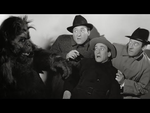 The Gorilla (1939) THE RITZ BROTHERS