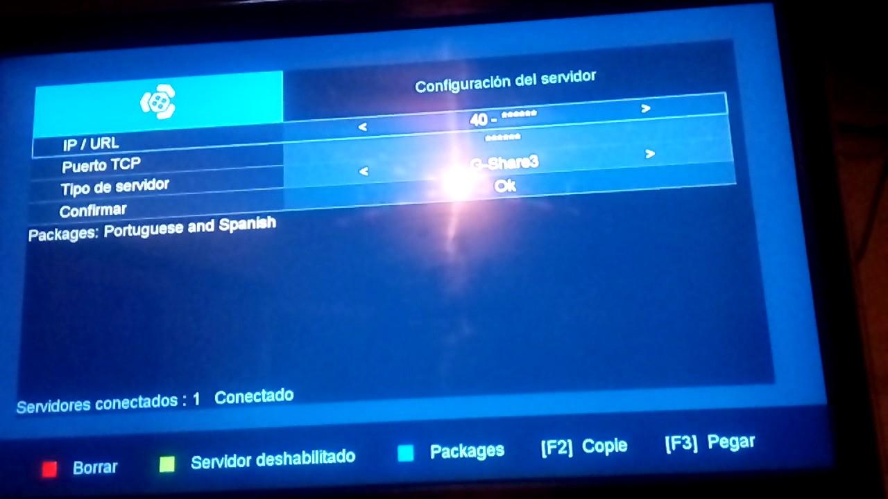 s2005 configurar iks privado TVSATUY