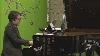 「奇跡のピアノ」復興の音色 千住明さんがコンサート