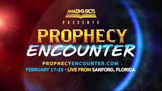 Prophecy Encounter   - Get Involved!