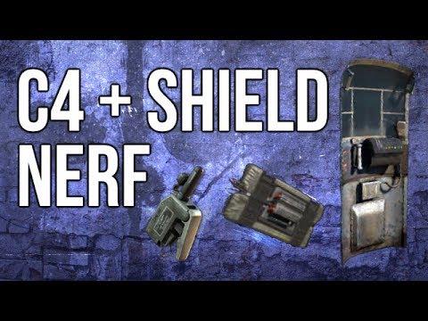 Ghosts In Depth - C4 + Riot Shield Nerf!