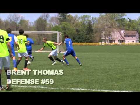 Brent Thomas PDA Pele U17 Soccer Highlights