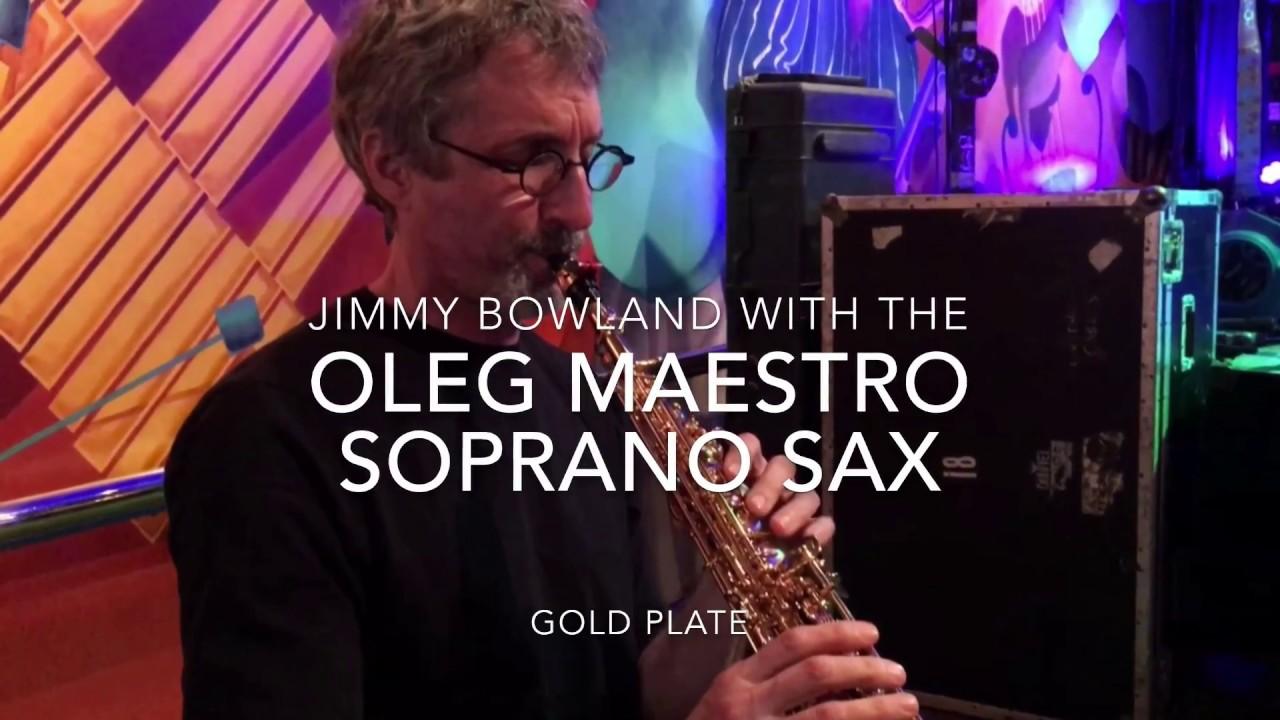 Oleg Pro Saxophones with perfect intonation  | Oleg Products