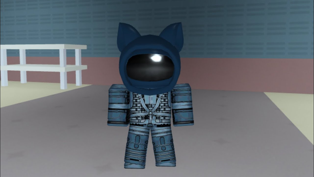 Code For The New Animal Hood Hat In Roblox Imposter Youtube
