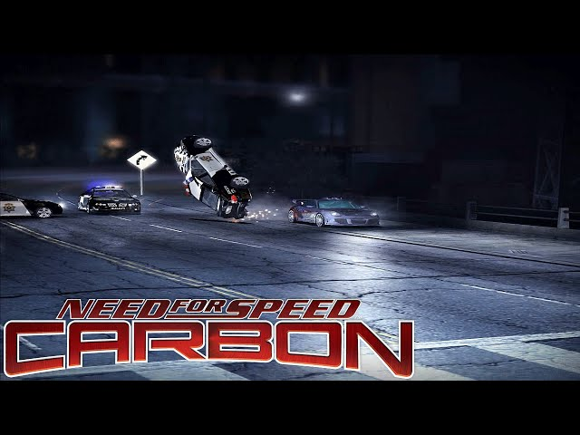 Need For Speed Carbon - Modo Carreira #10
