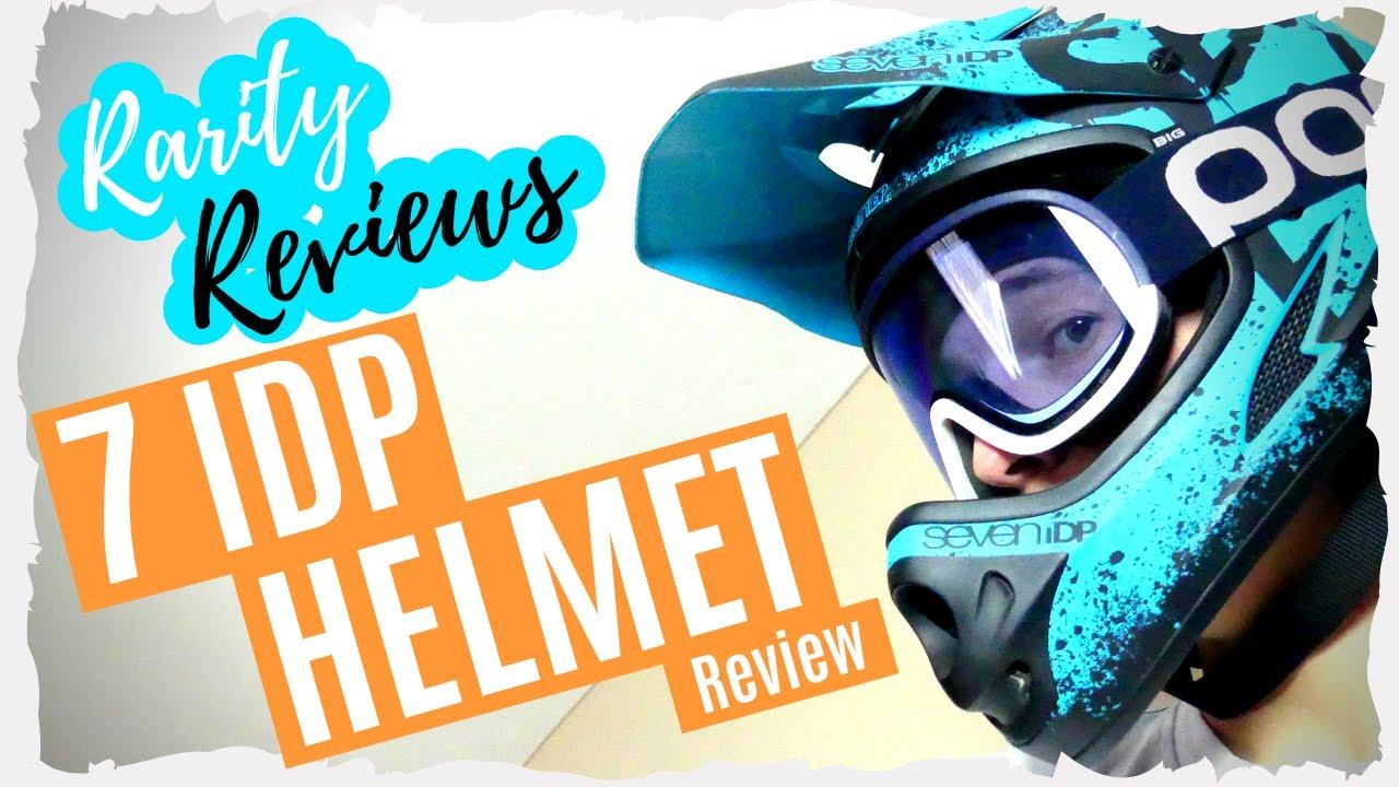 Seven 7iDP M1 MTB Bike Helmet Tactic Lime//Mid//Olive Green
