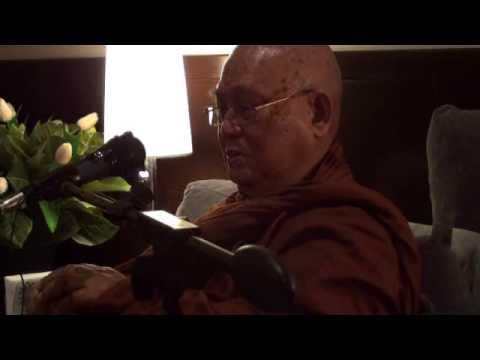 Dhamma Talk by