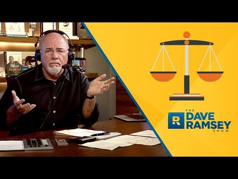 The Power Of Choice - Dave Ramsey Rant
