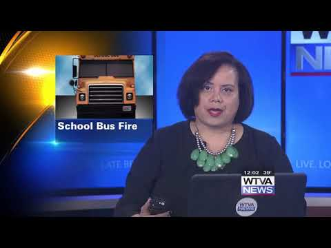 Lafayette County Schools thankful after school bus fire