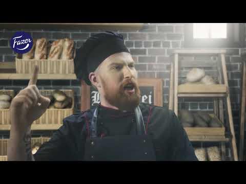 Рекламный ролик для Fazer (Немец)