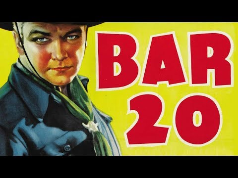 Bar 20 Hopalong Cassidy Movie Preview Featuring William Bill Boyd