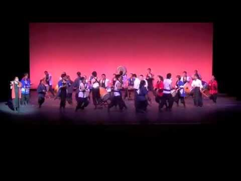 New Nesshin - Jodaiko's 2014 Spring Concert