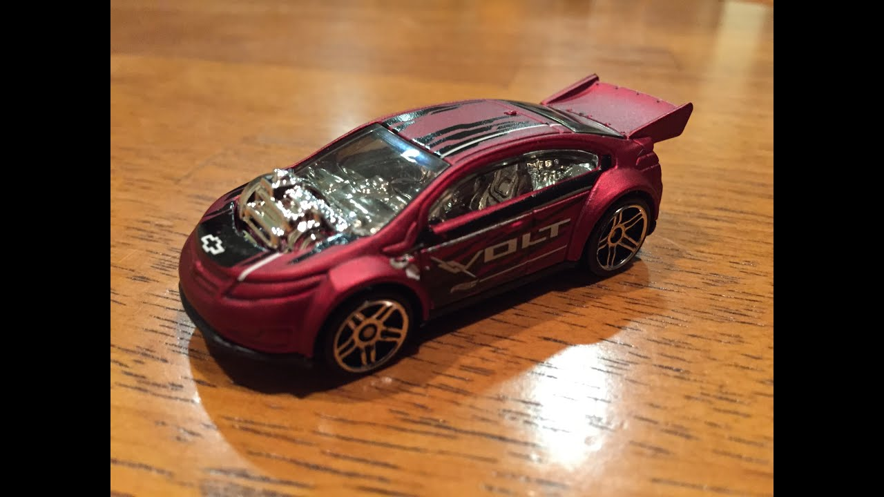 Video 1 hot wheels chevy super volt youtube
