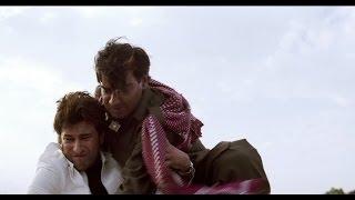 Ajay & Saif Running For Life | Kachche Dhaage Scene
