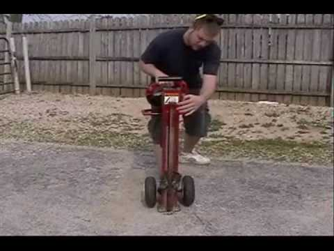 Stake Puller. Celina Tent & Stake Puller - YouTube