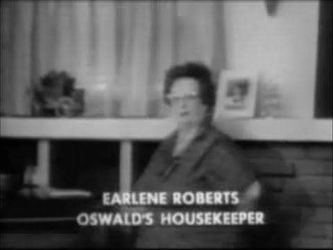 Earlene Roberts, Lee Harvey Oswald
