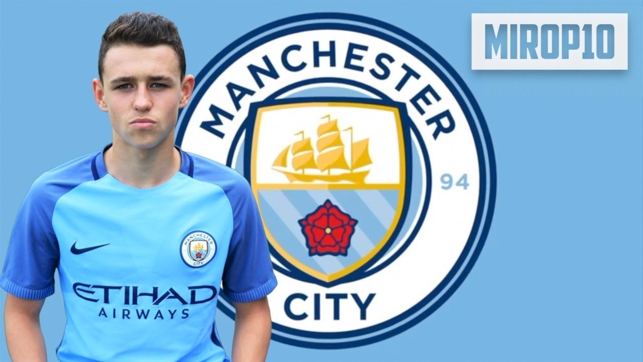 Image result for phil foden manchester city