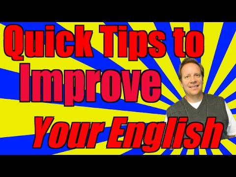 Improve Your English Listening Vocabulary Writing And More With My Minute Tips