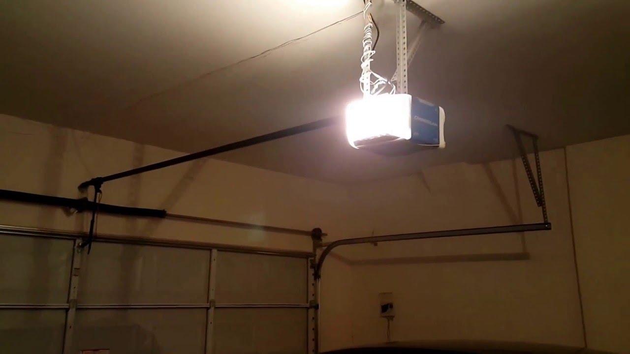 reviews detailed opener x chamberlain drive whisper garage belt of installed review door