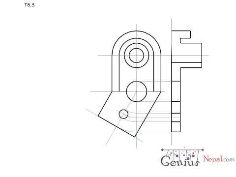 engineering drawing front page - Myhiton
