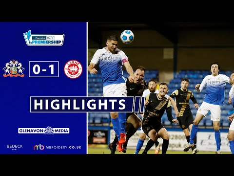 Glenavon Larne Goals And Highlights