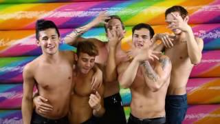 CockyBoys One Erection   Sticky Face   Official Music Video HD
