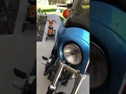 Krator fairing install on FXR