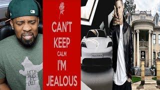 How Eminem Spent A Quarter Billion Dollars! ( REACTION!!! )