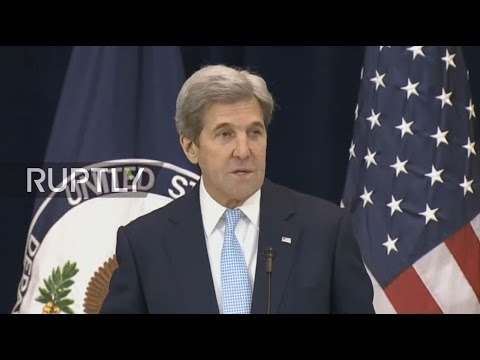 LIVE: US Secretary of State to deliver speech on Middle East peace