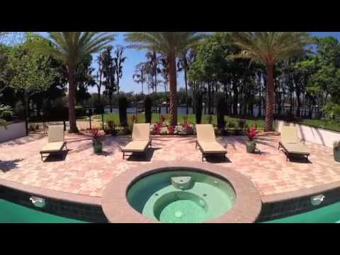 Luxury Waterfront Estate for sale in Odessa, FL