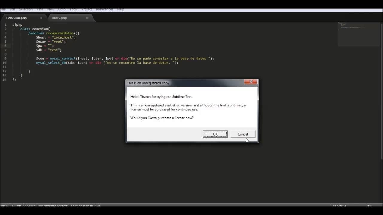 Tutorial #3 PHP - Consultar base de datos y mostrar datos en una ...