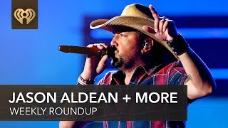 Jason Aldean's Son Takes First Steps + More | Weekly Roundup