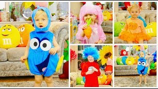 Learn Colors With Costumes
