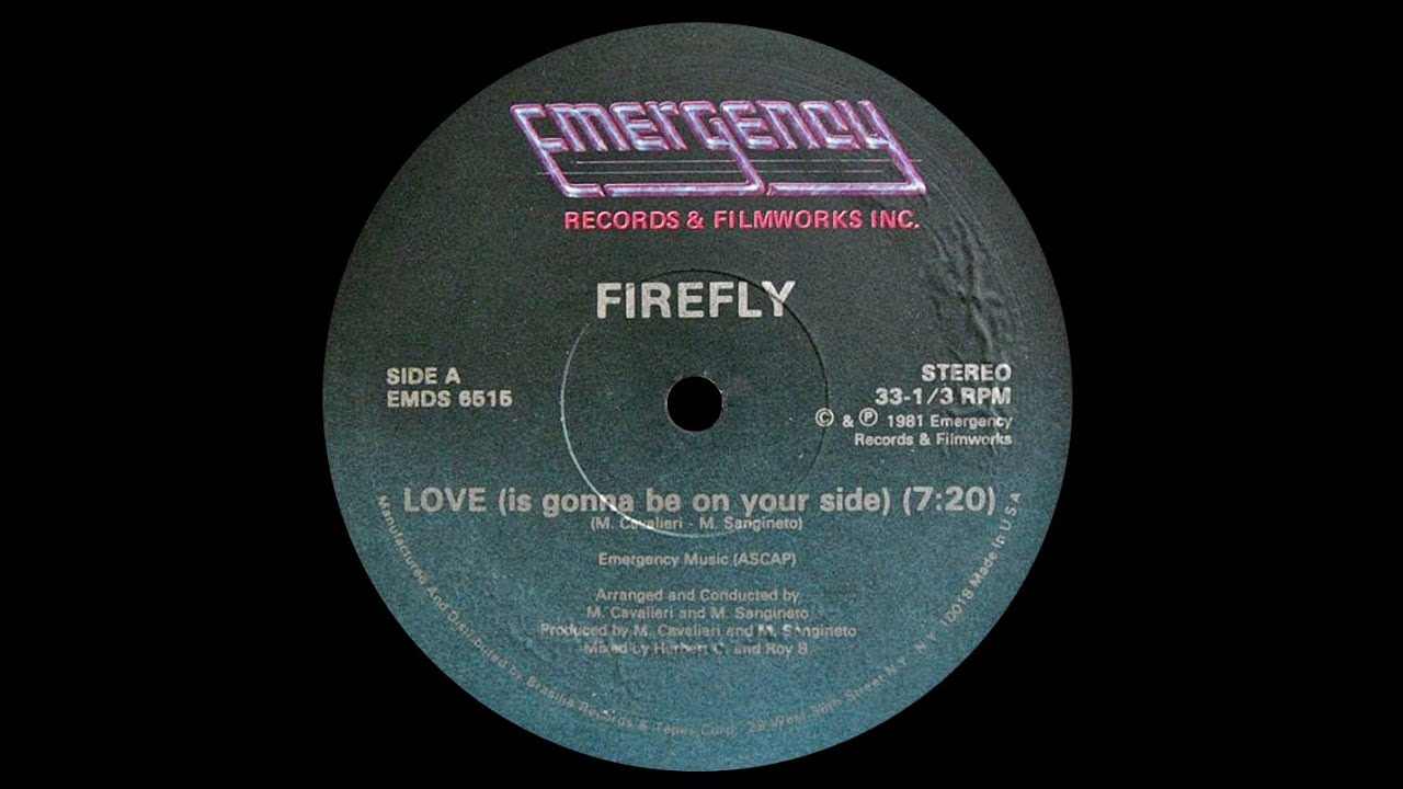 Firefly Love Is Gonna Be On Your Side Forget It
