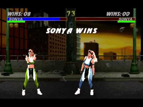 Mortal Kombat 3: Fatality Demonstration [HD]