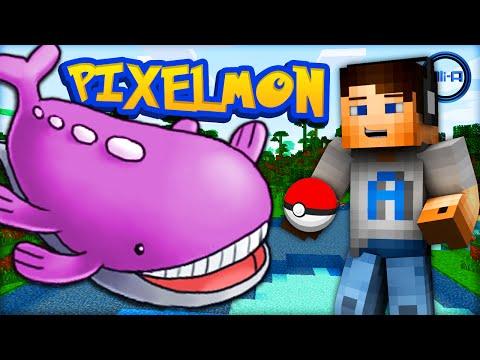 Minecraft Pixelmon - NEW GIANT POKEMON (SHINY Wailord)! - NEW Pokemon from YouTube · Duration:  13 minutes 27 seconds