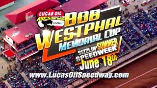June 18th, 2016-ASCS Bob Westphal Memorial Cup Sizzlin' Speedweek Finale