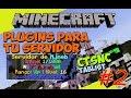 Minecraft: Plugins para tu Servidor - CTSNC (Tablist Personalizado!) - Parte 2
