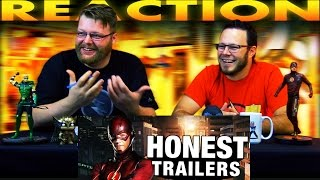 Honest Trailers - The Flash REACTION!!