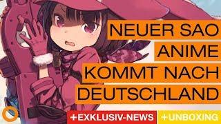 Baixar Sword Art Online: Alternative│Mirai Nikki kommt!│Made in Abyss lizenziert - Ninotaku Anime News #137