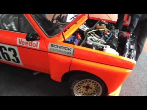 Nothelle Audi 50 Gruppe 2 Motorsound – classic cars uncut