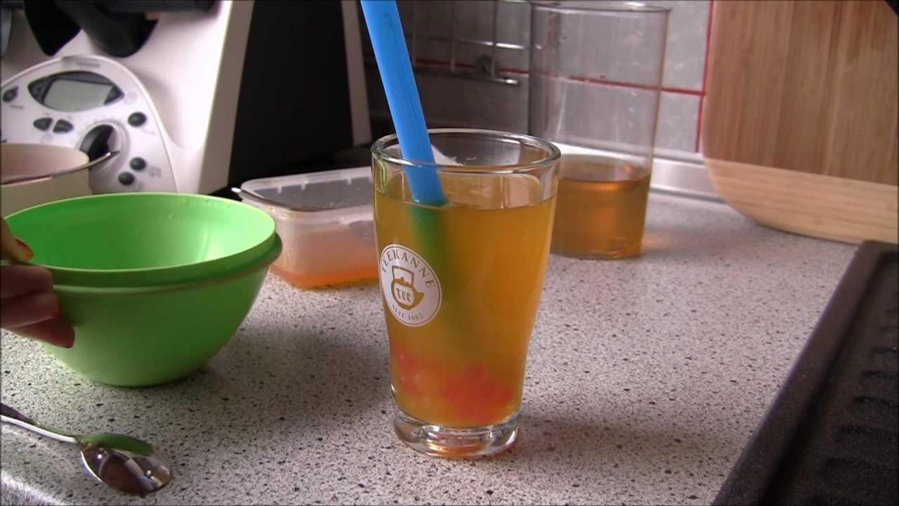 bubble tea selbst machen - Selbst Machen