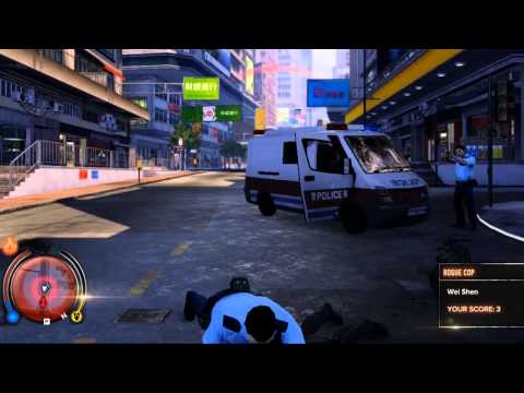 Sleeping Dogs: How GTA V cops should be