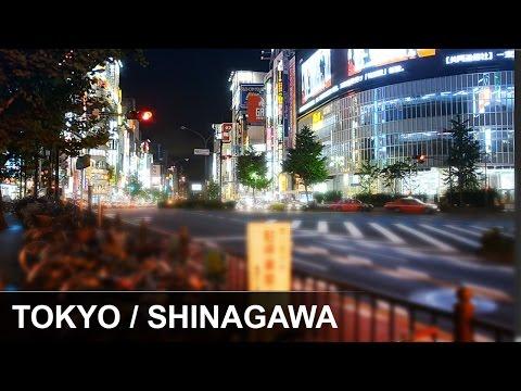 Japon / Tokyo : Shimbashi by night (新橋)