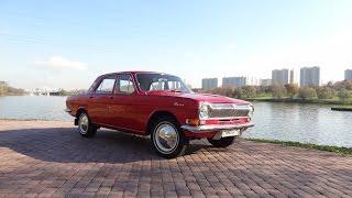 Разгон: ''Волга'' ГАЗ-24 (1UZ-FE без VVT-i) - с 60 км/ч до 140