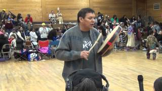 Harvey Dreaver @ Simnasho Powwow 2015
