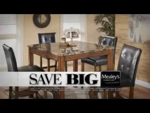 Mealeyu0027s Furniture Black Friday Doorbuster Sale