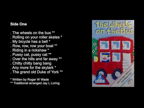 The Wheels on the Bus & 21 other children's songs! - ELC