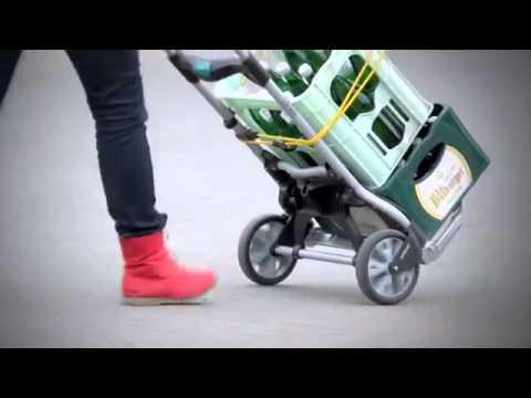 Bekannt Wolfcraft Transportsystem TS 850 - YouTube DU93